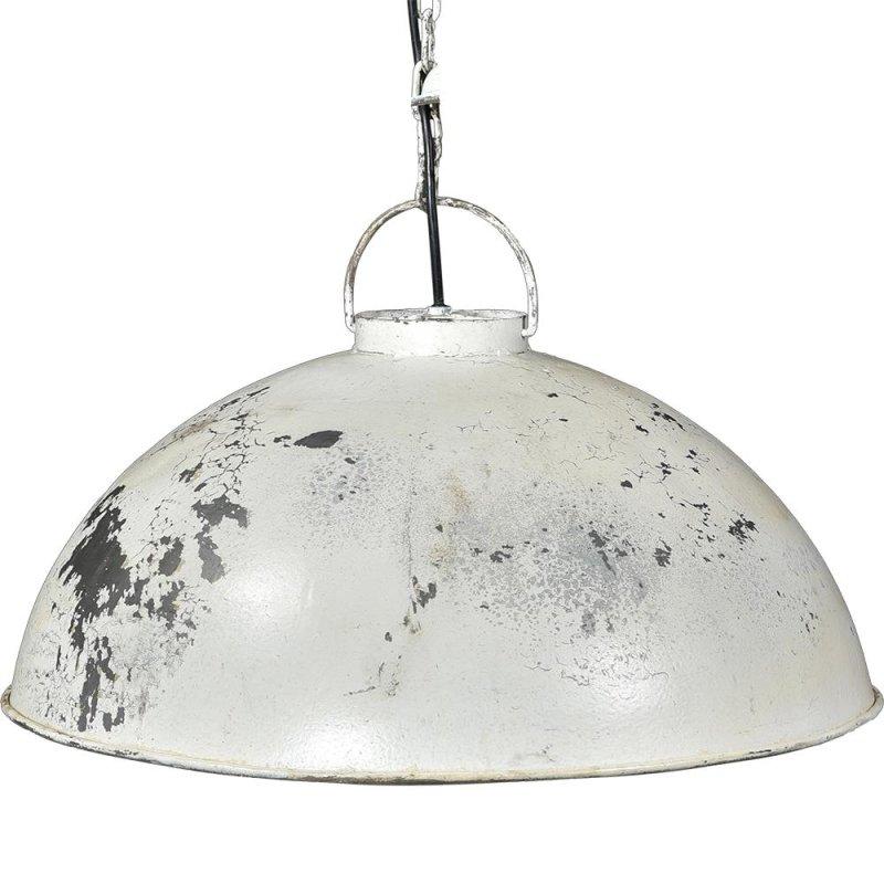 Deckenlampe antik Weiß