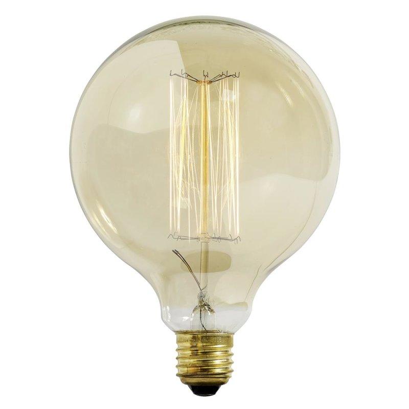 Edison VINTAGE Glühbirne 30W Ball,L
