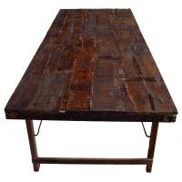 Tisch mit Gebrauchsspuren 250x100cm
