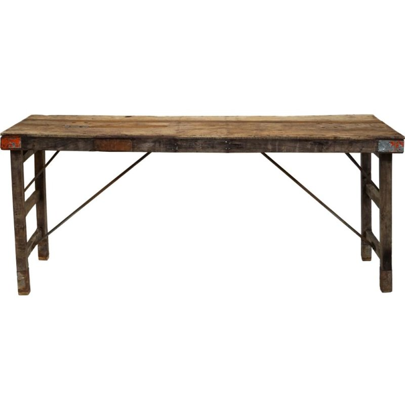 Antiker Holztisch - Natur mit Patina