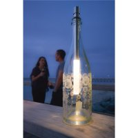 Bottle light warmwhite LED-light