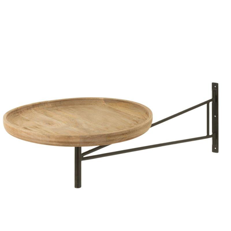 Tisch zur Wandmontage drehbar J-Line