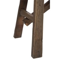 BENCH WOOD BROWN