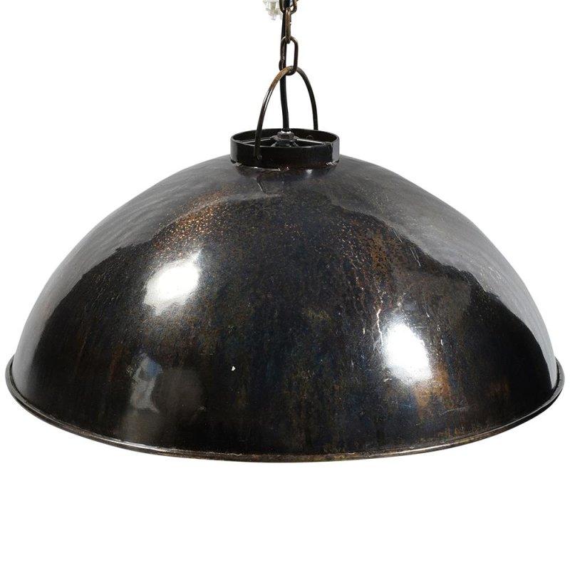 Deckenlampe Marmorierung Dunkelblau