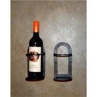 Weinhalter aus Eisen