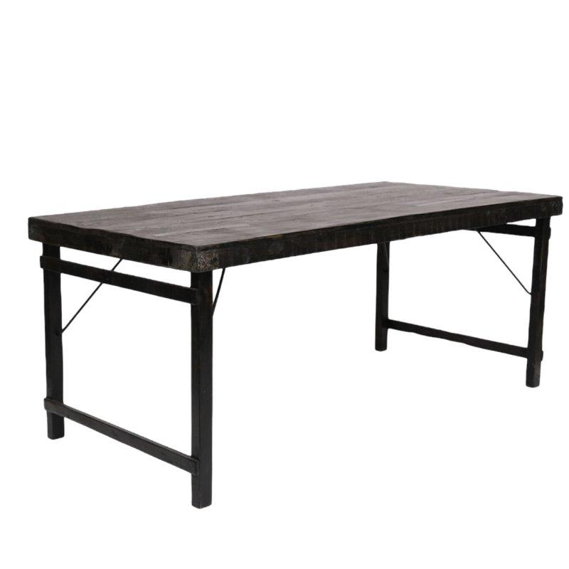 Alter Esstisch aus Holz 180x60cm