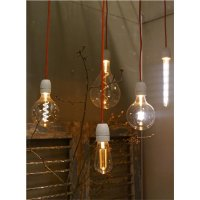 LED-Leuchtmittel ALVA - dimmbar H=17,5cm