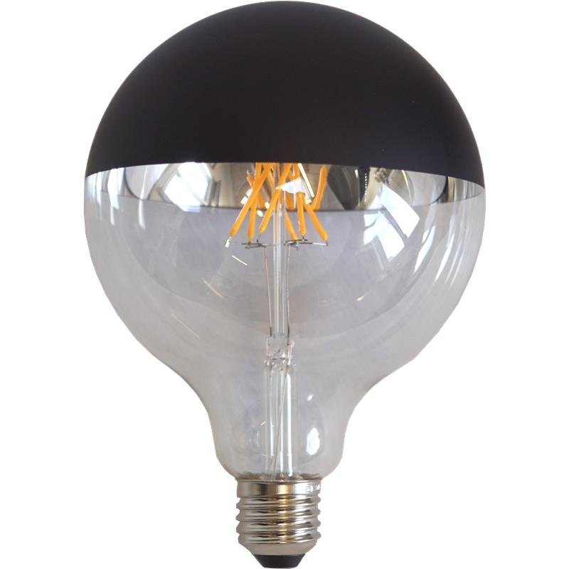 LED-Leuchtmittel BOLETUS - Black