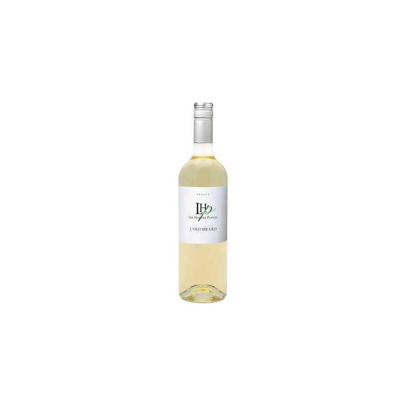 Les Hautes Pentes - Colombard, vin de France