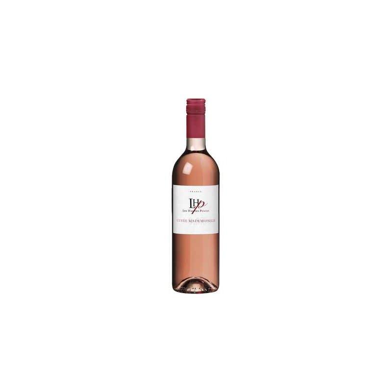 Les Hautes Pentes rosé - Cuvée Mademoiselle