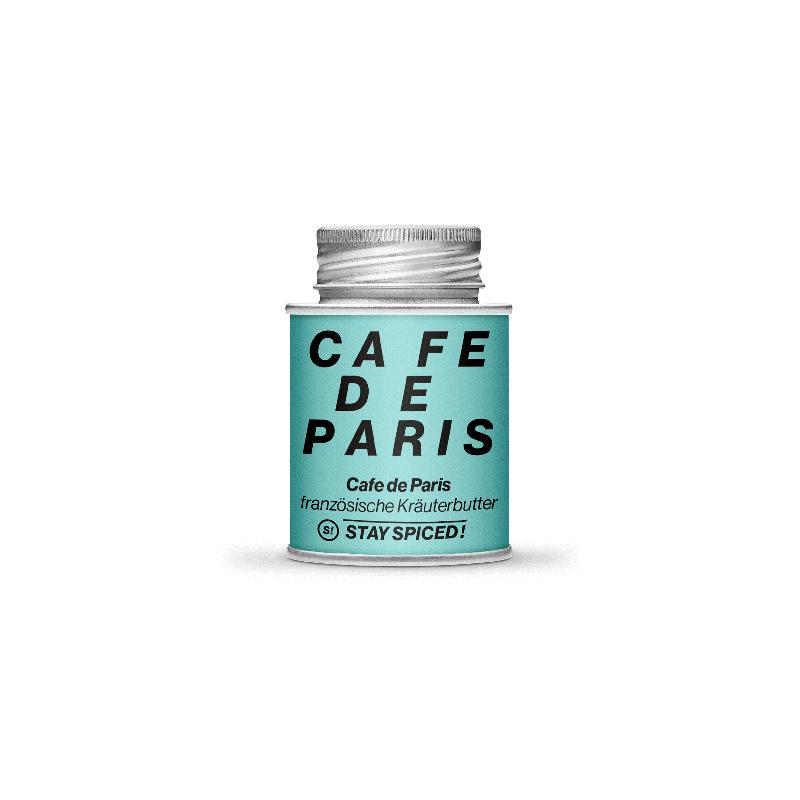 Cafe de Paris - Kräuterbutter Gewürzzubereitung
