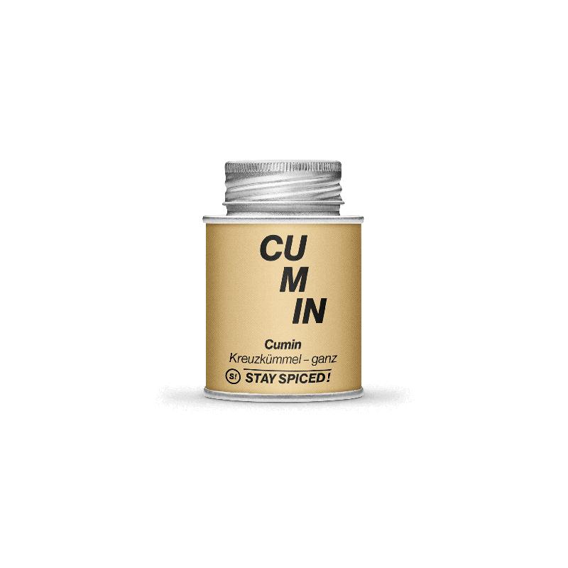 Cumin - Kreuzkümmel - ganz, 170ml Schraubdose