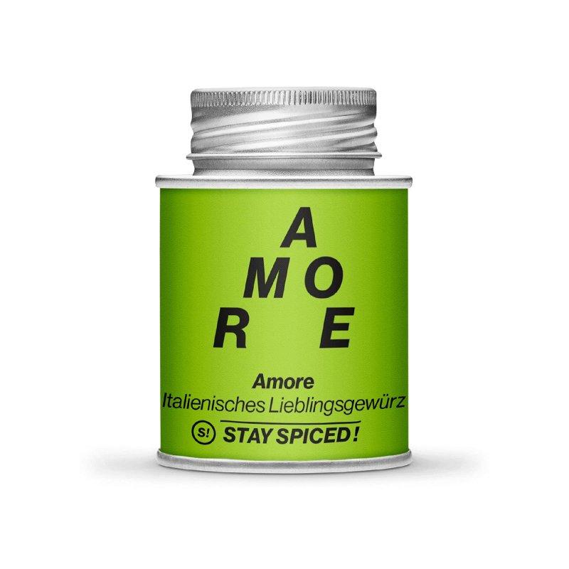 Amore - Pesce, Pollo & Vitello, 170ml Schraubdose